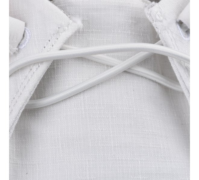 Baskets mode femme - DUDE - Blanc