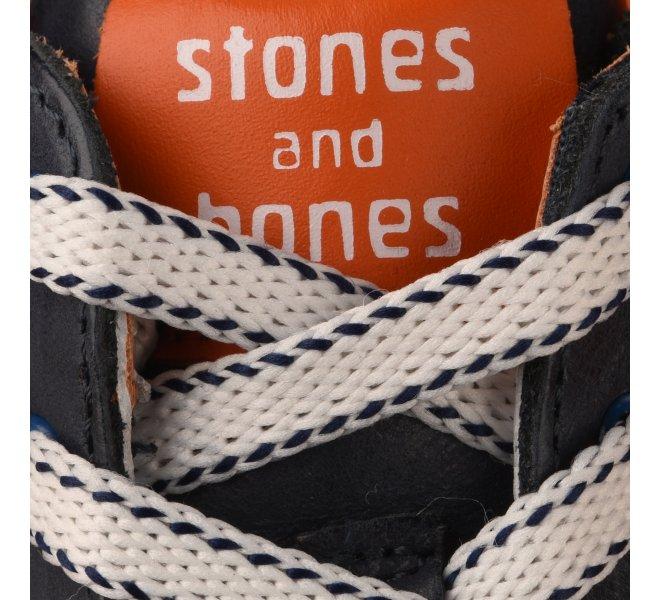 Baskets garçon - STONES AND BONES - Bleu marine