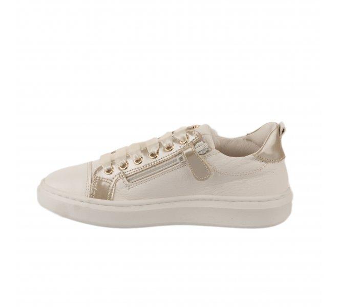 Baskets fille - STONES AND BONES - Blanc ivoire