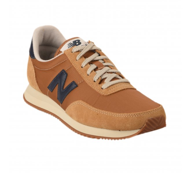 Baskets garçon - NEW BALANCE - Marron clair