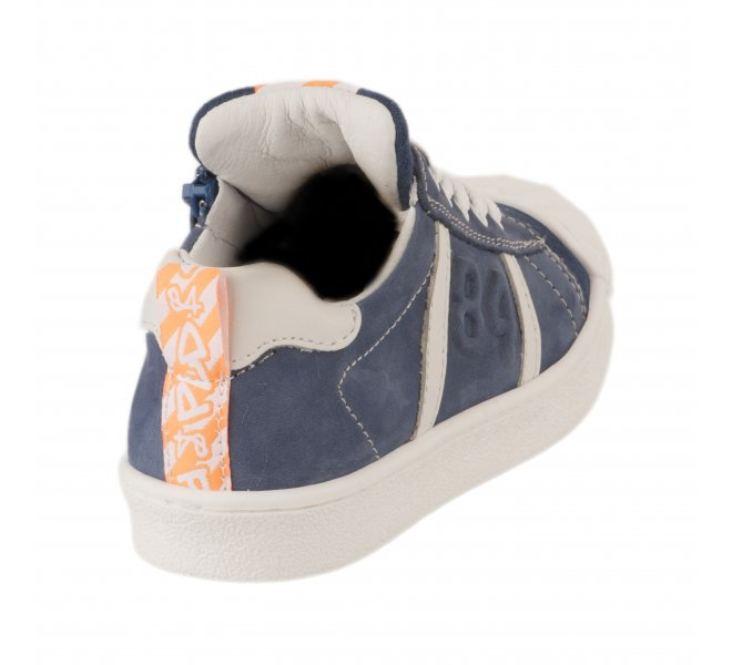 Baskets garçon - POLDINO - Bleu