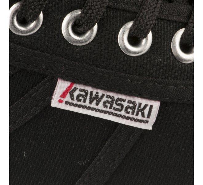 Baskets garçon - KAWASAKI - Noir