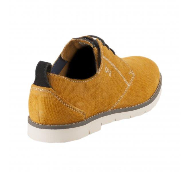 Chaussures à lacets homme - BUGATTI - Jaune