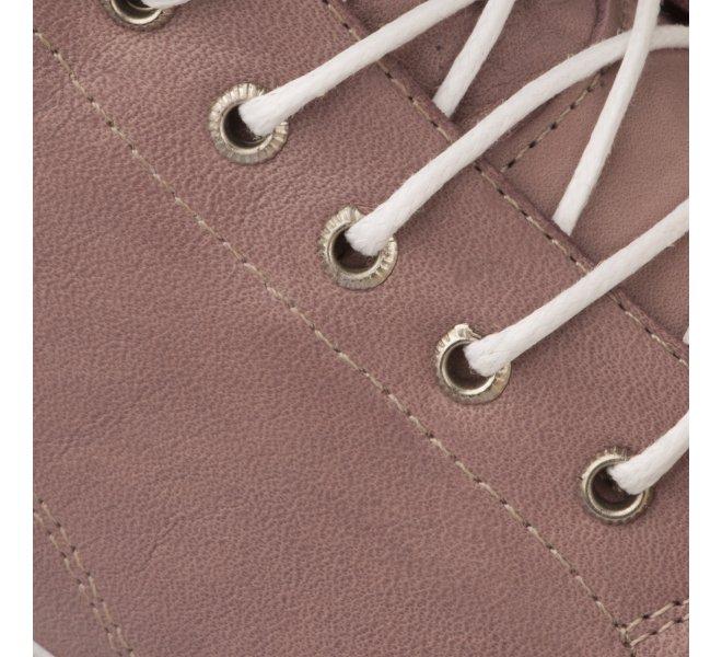 Baskets mode femme - ANDREA CONTI - Violet mauve