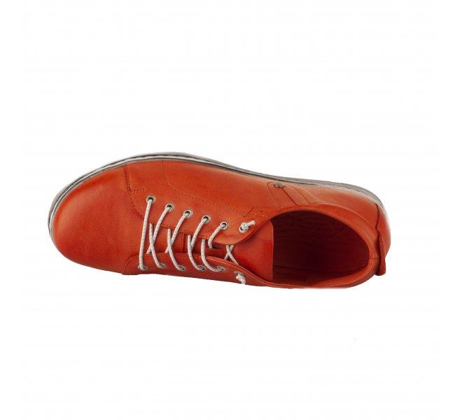 Baskets mode femme - ANDREA CONTI - Orange