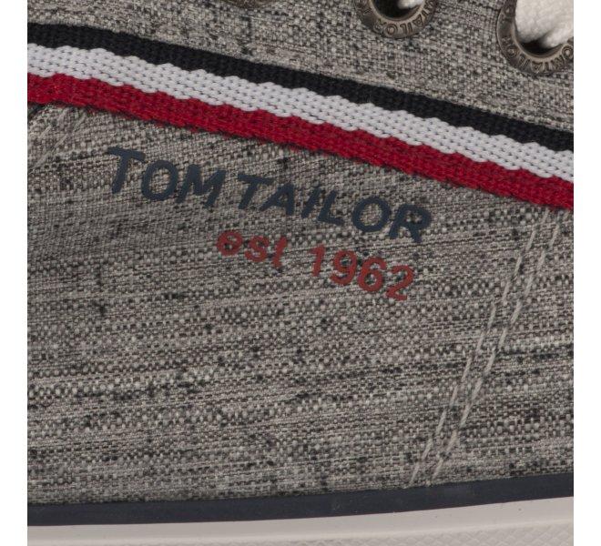 Baskets homme - TOM TAILOR - Gris