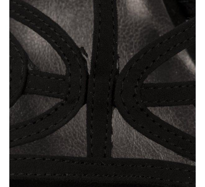 Nu pieds femme - MARCO TOZZI - Noir