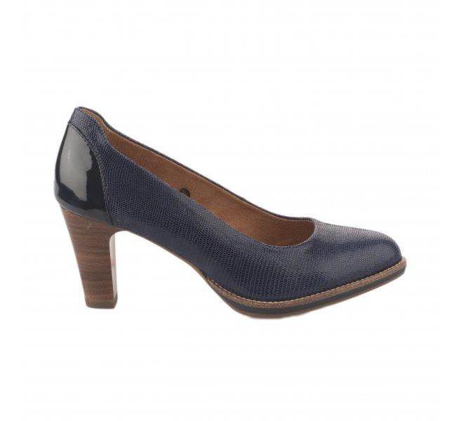 Escarpins femme - TAMARIS - Bleu royal