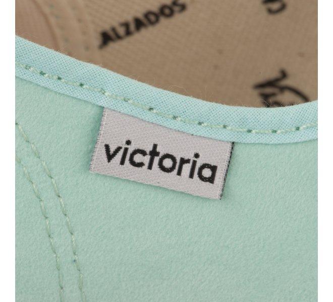 Baskets fille - VICTORIA - Vert d'eau
