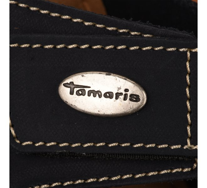 Mules femme - TAMARIS - Bleu marine