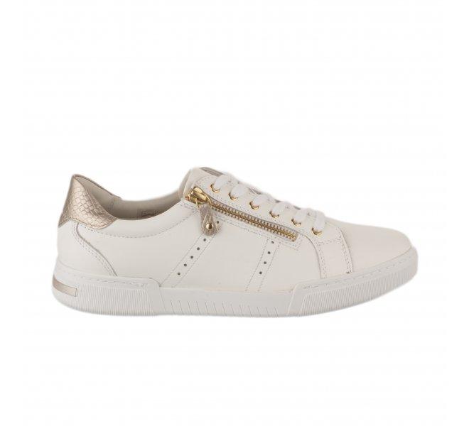 Baskets mode femme - MIGLIO - Blanc
