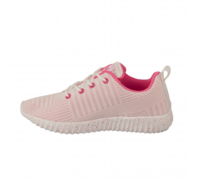 Baskets fille - XTI - Rose fushia