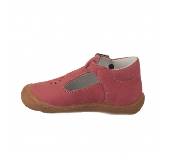 Bottines été fille - FéTéLACé - Rose fushia