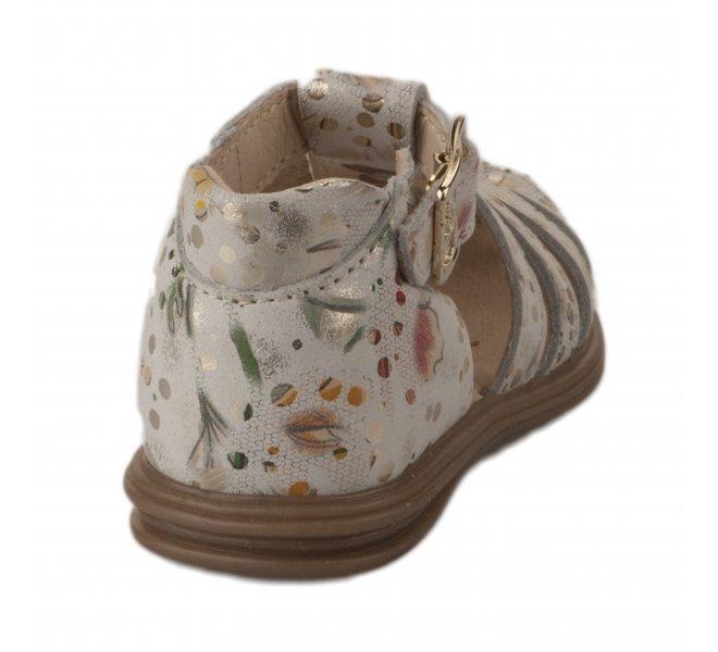 Nu-pieds fille - BELLAMY - Beige dore
