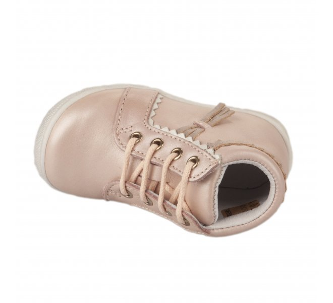 Bottines fille - GBB - Rose