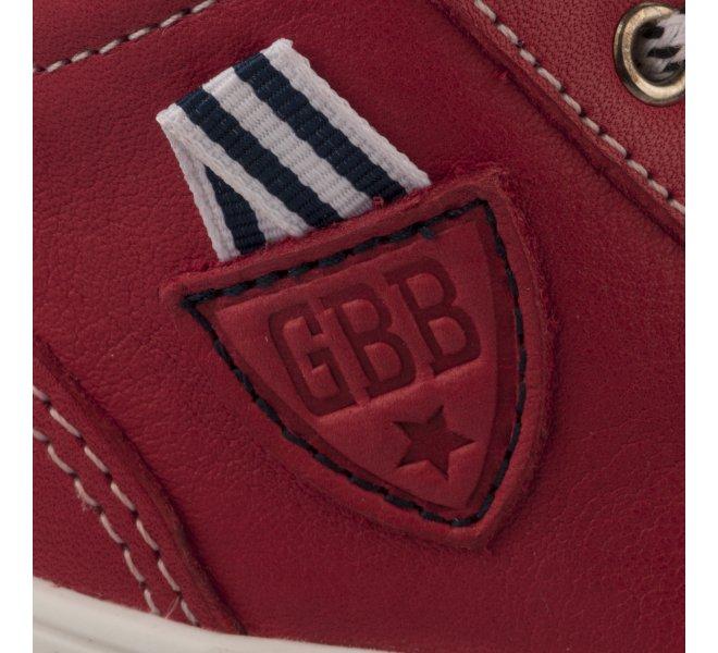 Bottines garçon - GBB - Rouge