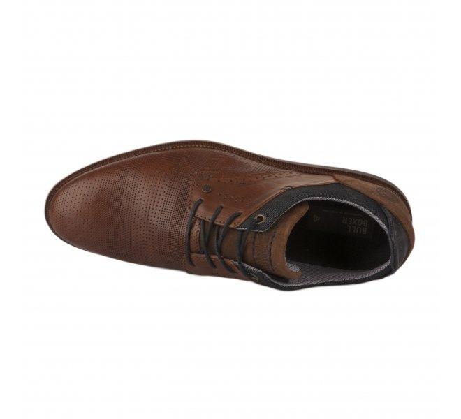Chaussures à lacets homme - BULLBOXER - Marron