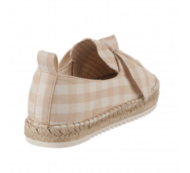 Chaussures à lacets femme - ARMISTICE - Beige
