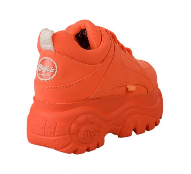 Baskets fille - BUFFALO - Orange