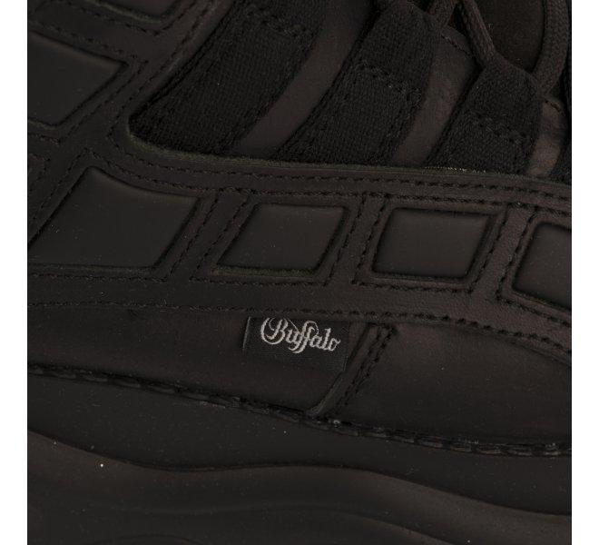 Baskets mixte - BUFFALO - Noir
