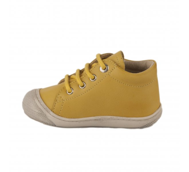 Bottines mixte - NATURINO - Jaune