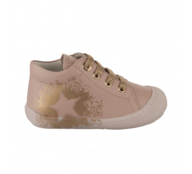 Bottines fille - NATURINO - Rose