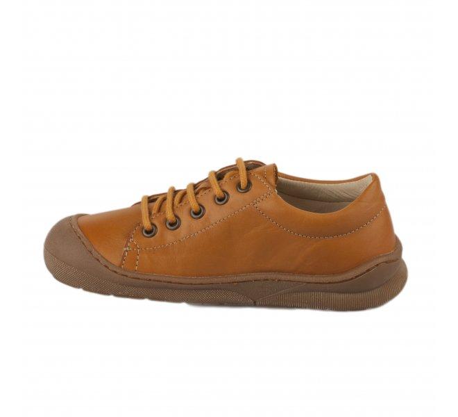 Chaussures à lacets garçon - NATURINO - Jaune