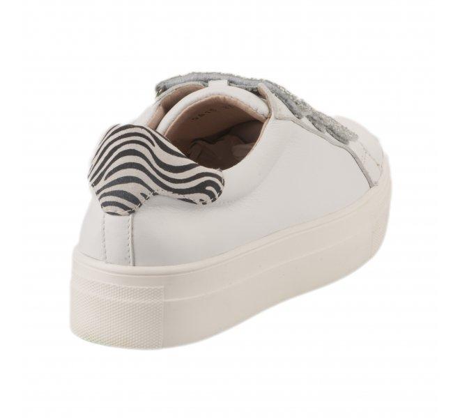Baskets fille - ACEBOS - Blanc