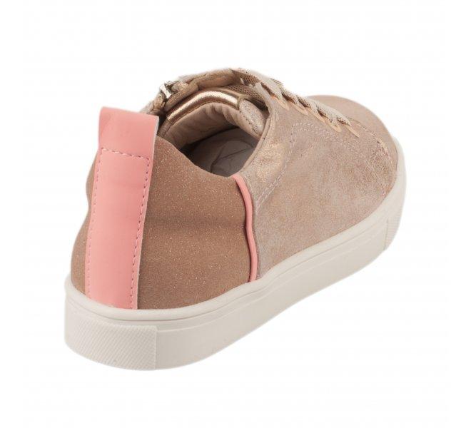 Baskets fille - ACEBOS - Rose