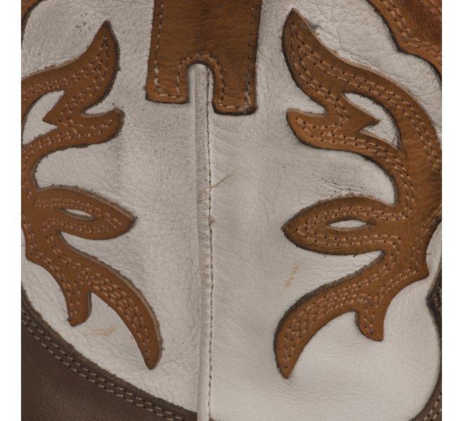 Boots femme - METISSE - Blanc
