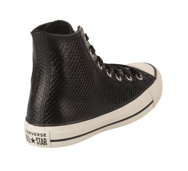 Baskets fille - CONVERSE - Noir