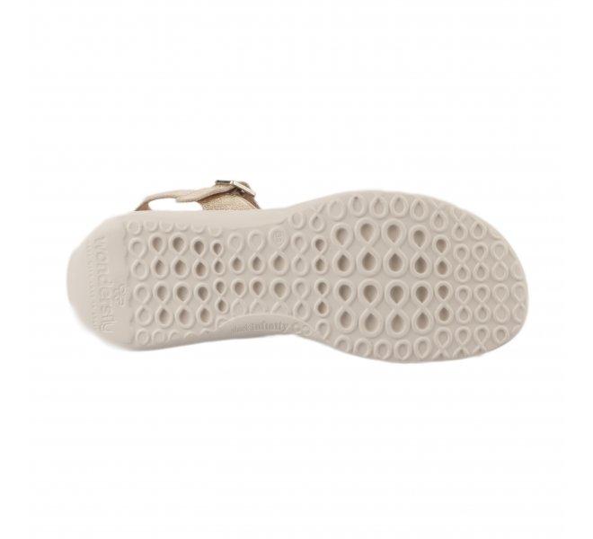 Nu pieds femme - WONDERS - Dore