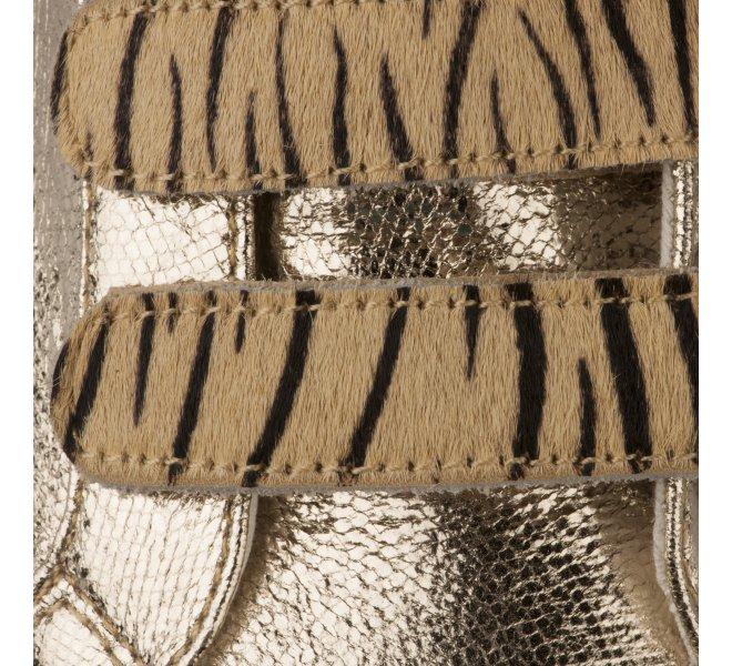Baskets fille - NO NAME - Dore