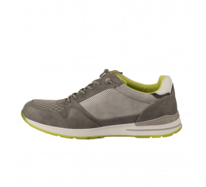 Baskets homme - MUSTANG - Gris