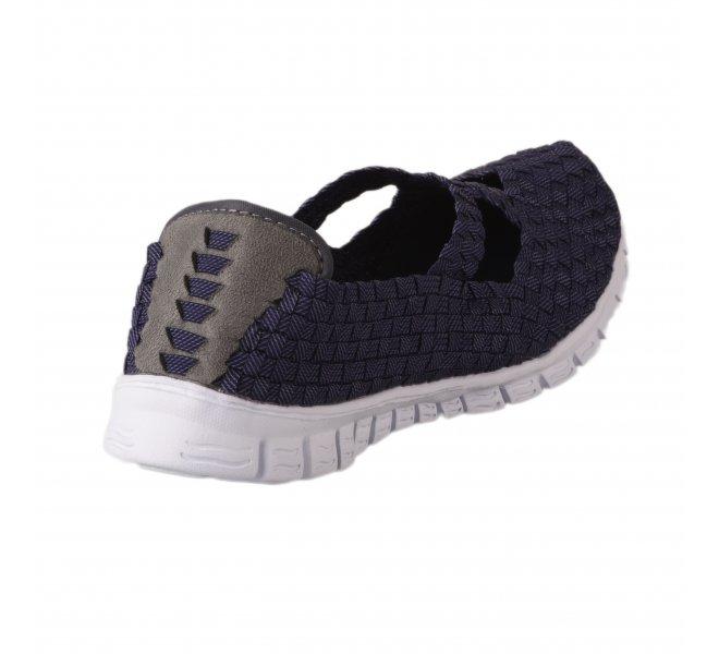 Chaussures de confort femme - ROCK SPRING - Bleu marine