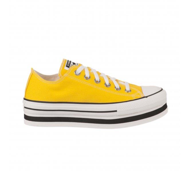 converse jaune