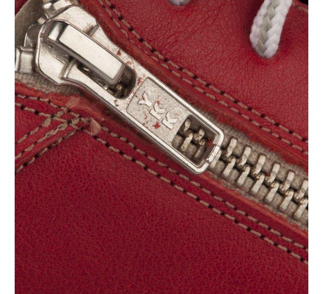 Baskets mode femme - DORKING - Rouge