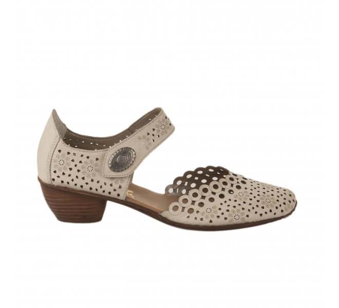 chaussure confortable femme rieker