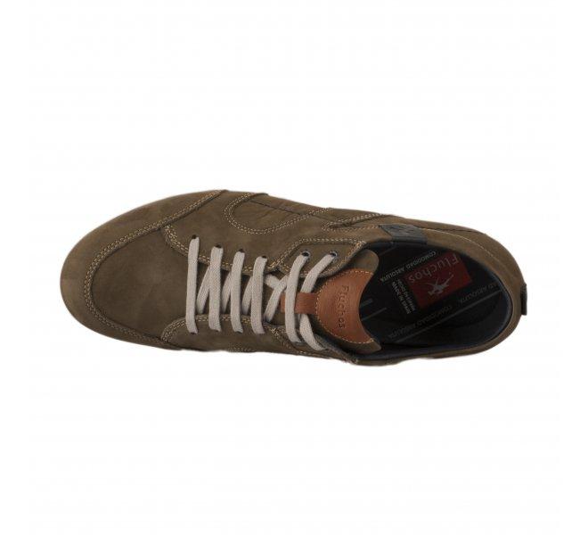 Chaussures à lacets homme - FLUCHOS - Kaki