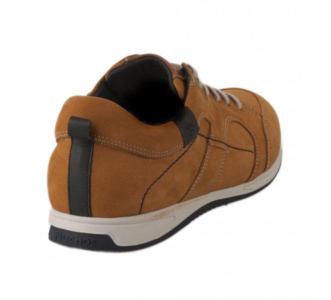 Chaussures à lacets homme - FLUCHOS - Jaune