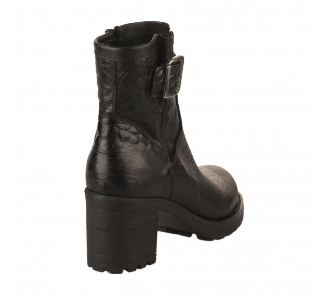 Boots femme - SO SEND - Noir
