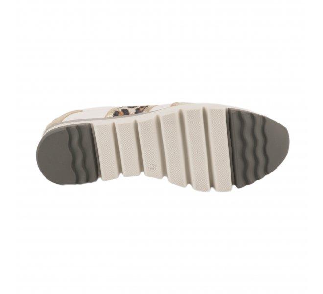Baskets mode femme - GEO REINO - Blanc