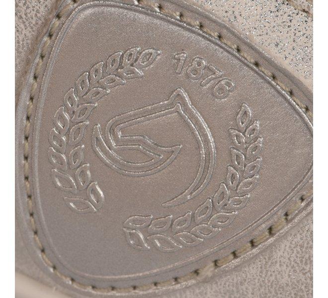 Baskets mode femme - REMONTE - Gris argent