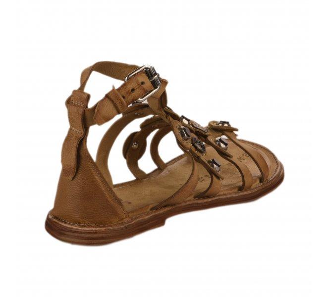 Nu pieds femme - AS 98 - Beige