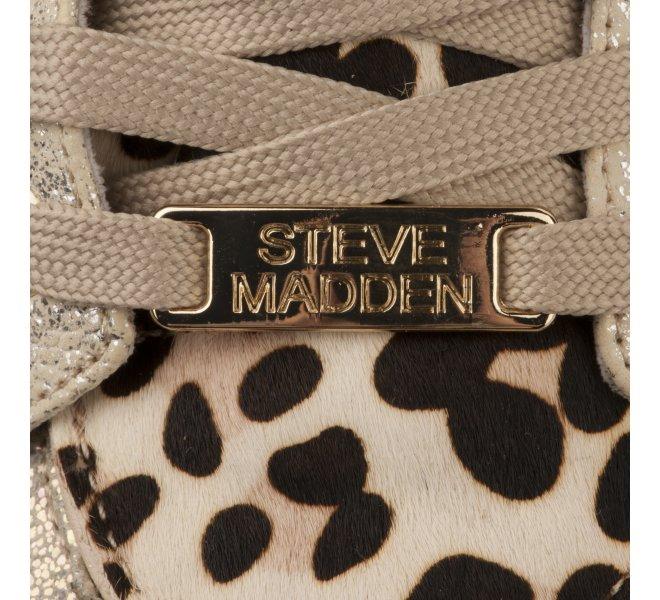 Baskets fille - STEVE MADDEN - Beige