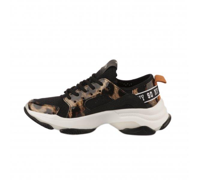 Baskets fille - STEVE MADDEN - Leopard