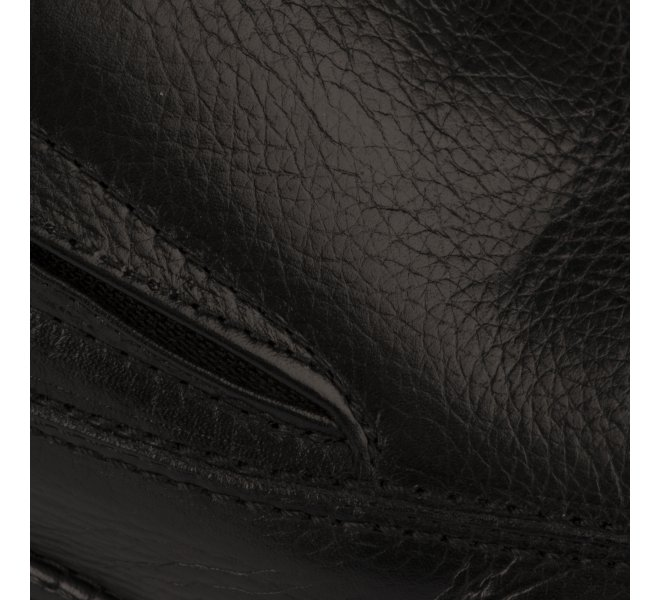 Mocassins homme - FIRST COLLECTIVE - Noir