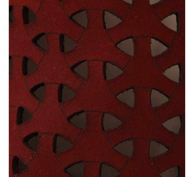 Mocassins femme - MIGLIO - Rouge