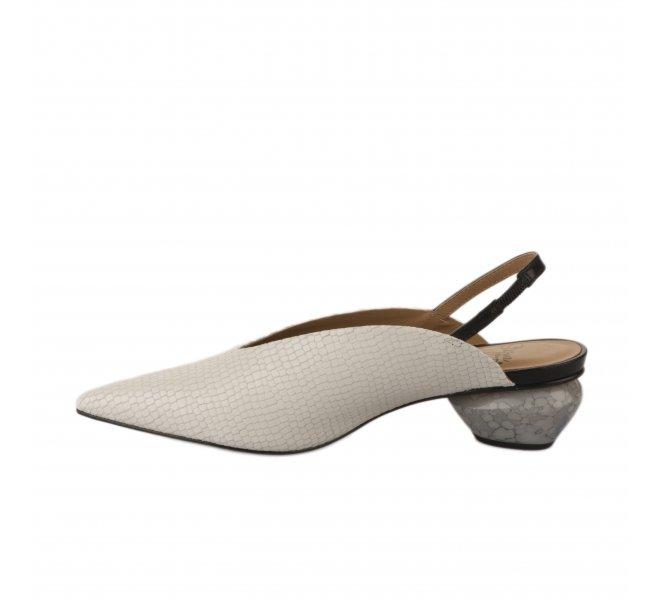 Escarpins femme - STYME - Blanc