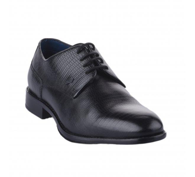 Chaussures à lacets homme - DANIEL HECHTER - Gris fonce